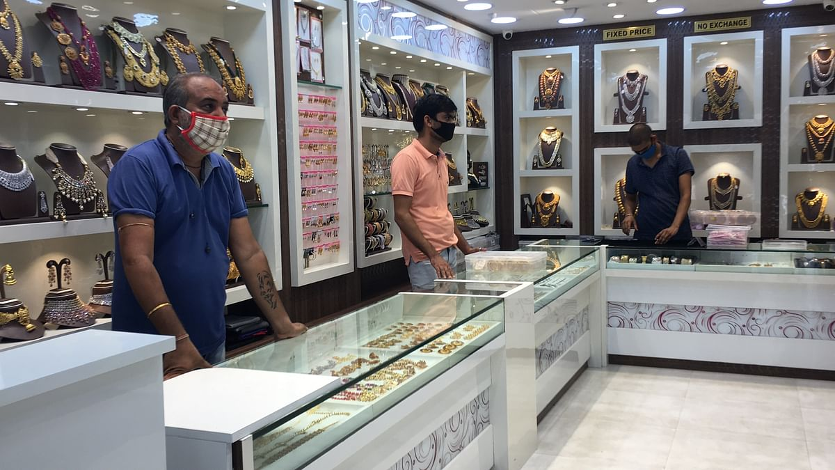 Jewellery shop owners said Ramzan season is one of the best times for business but this year has been the worst.
