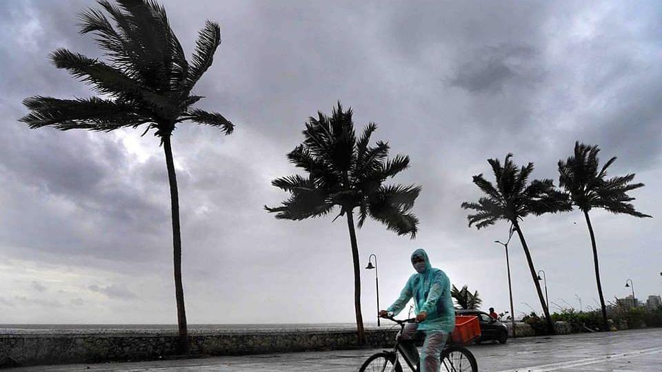 The day Cyclone Nisarga was supposed to hit Mumbai.