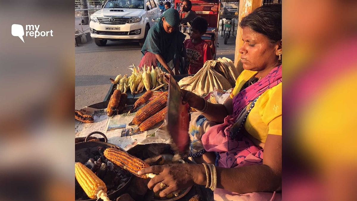 Despite Economic Package, Lucknow's Street Vendors Barely Sustain