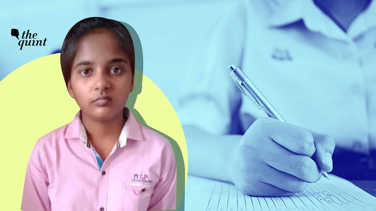 For Class 10 UPMSP  Topper, 'Online Classes Nothing But a Dream'