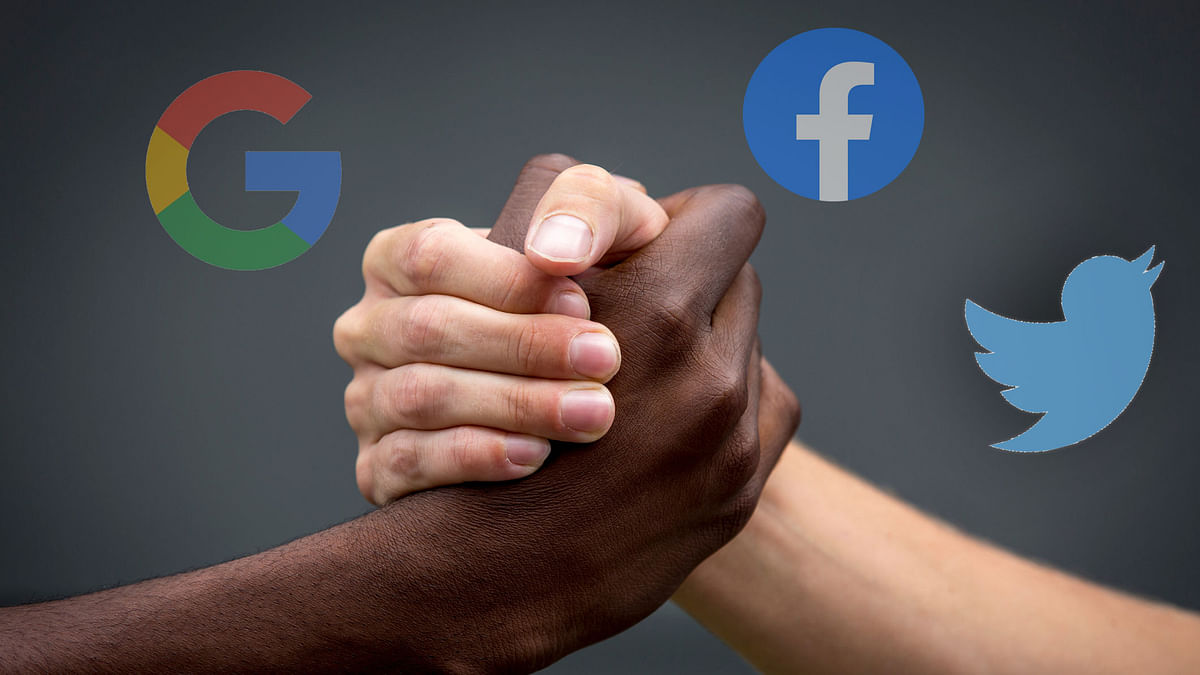 Google & Other Tech Giants Offer  Support in Fight Against Racism