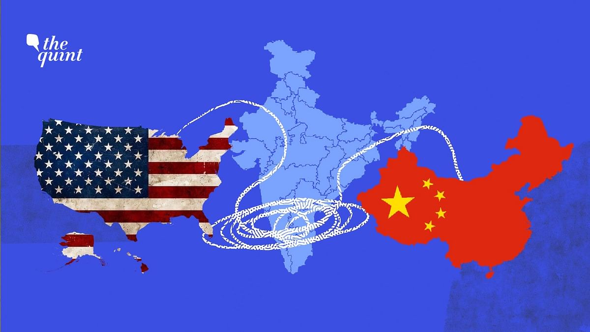 The US factor in Indo-China relationship over the decades.