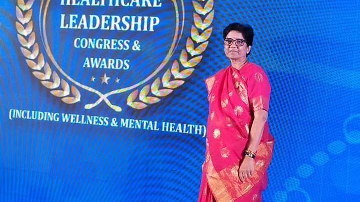 Dr Arati Lalchandani