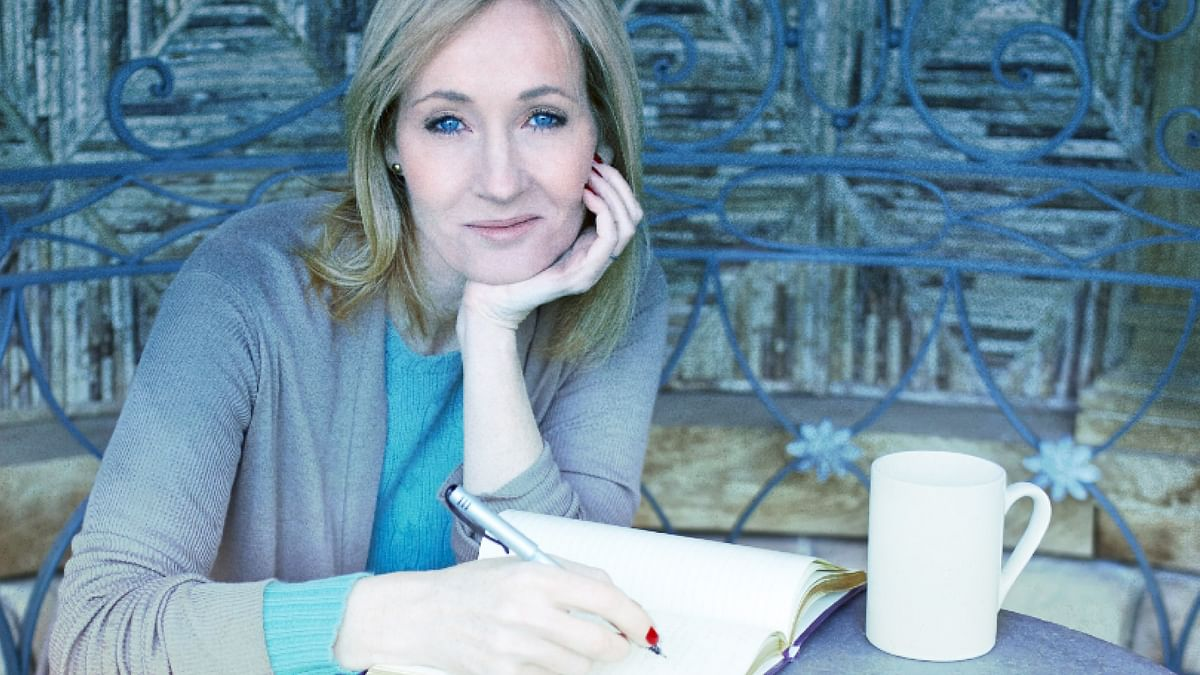 'Harry Potter' Author JK Rowling Opens Up About Sexual Assault