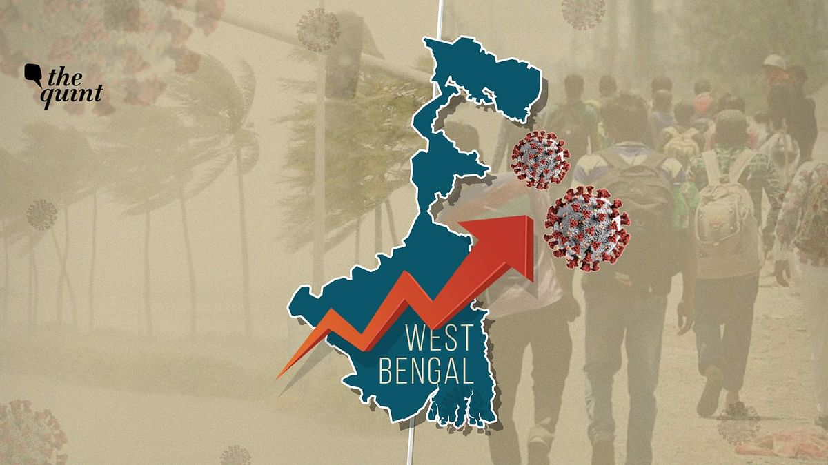 COVID-19 Cases on the Rise in Bengal, Centre Asks State Govt to Review Situation