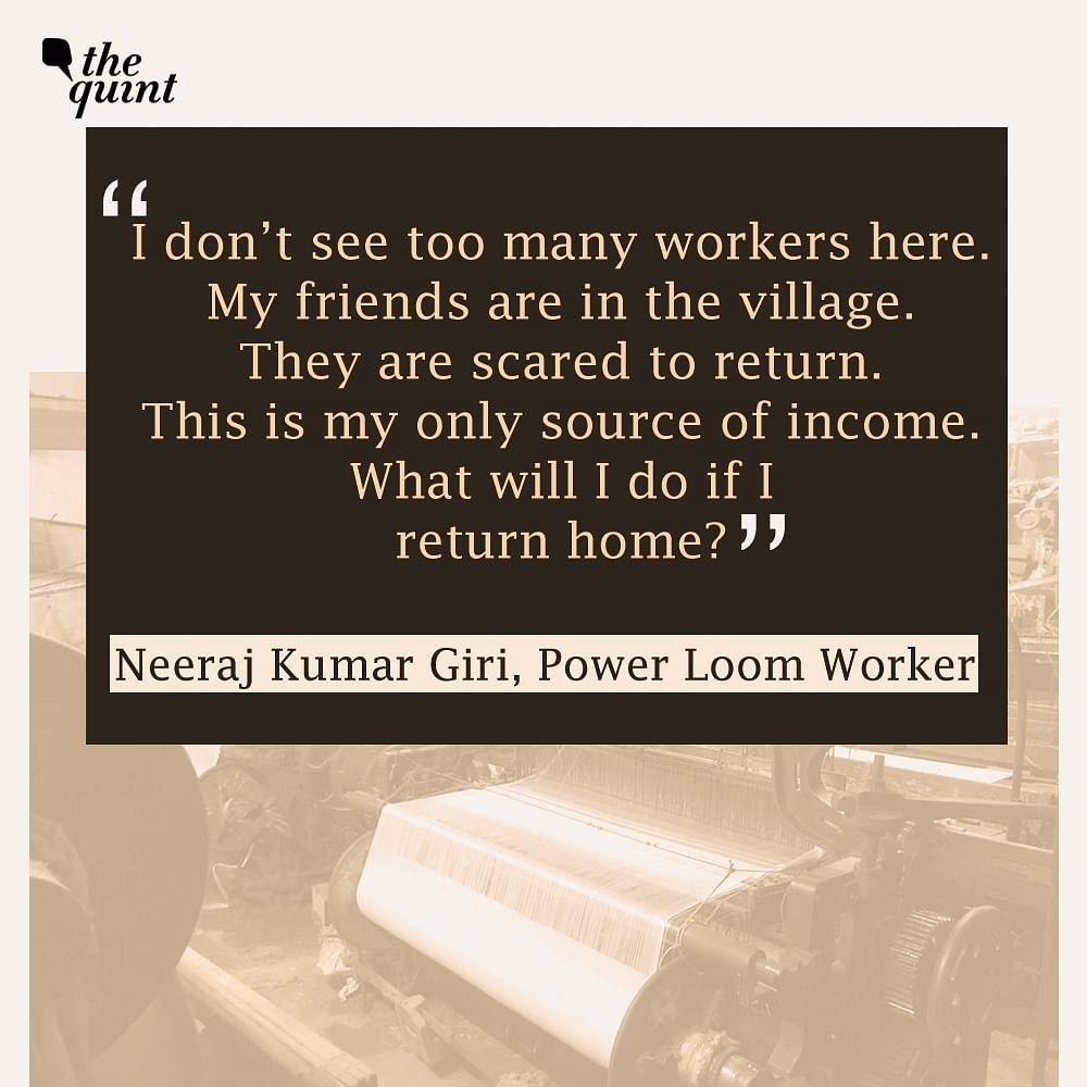 How Do We Operate Without Workers? Ask Bhiwandi Power Loom Owners