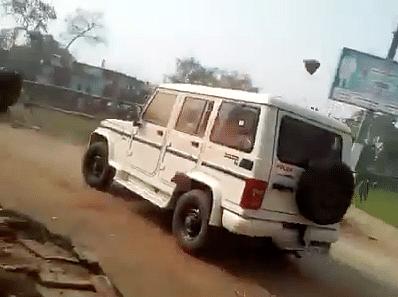 Attack on Amit Shah Bihar Convoy? Clip Shows Nitish Kumar Carcade