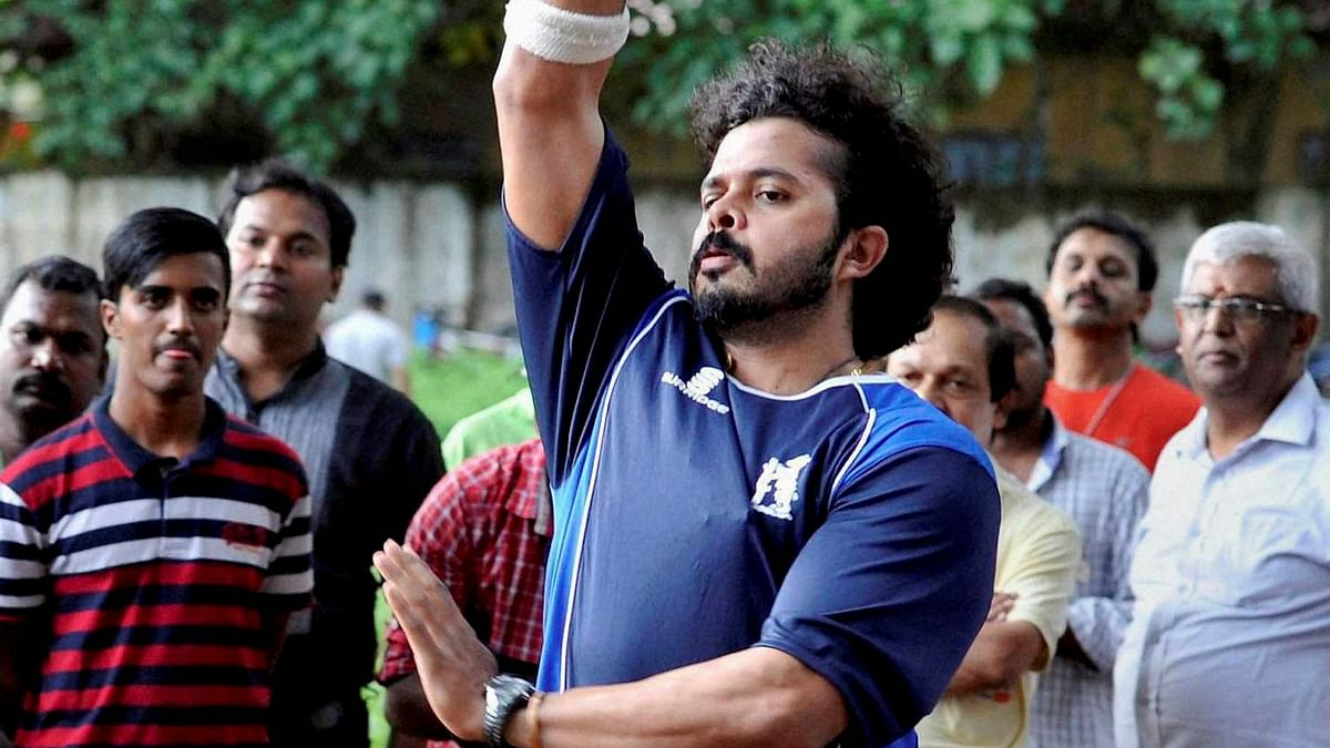 Sreesanth Bags One Wicket on Return to Competitive Cricket