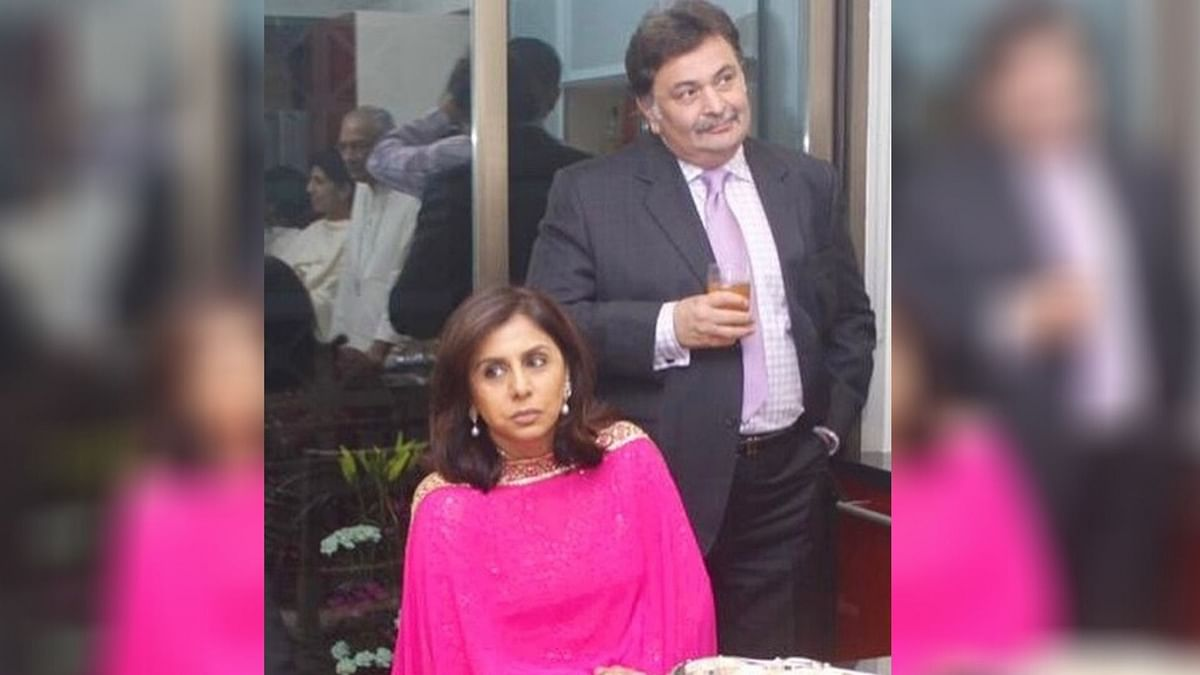 Need a Strong Mind & Hope: Neetu Shares Throwback Pic With Rishi