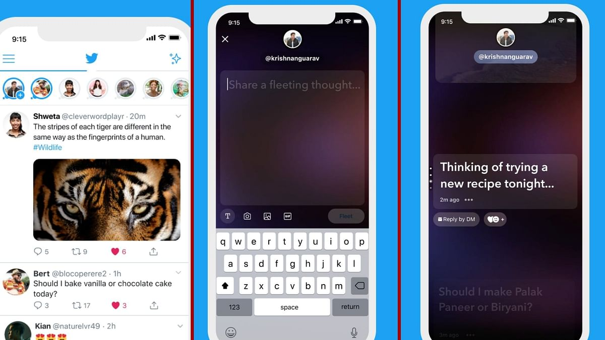 Twitter is testing its Instagram Stories-like feature in India.