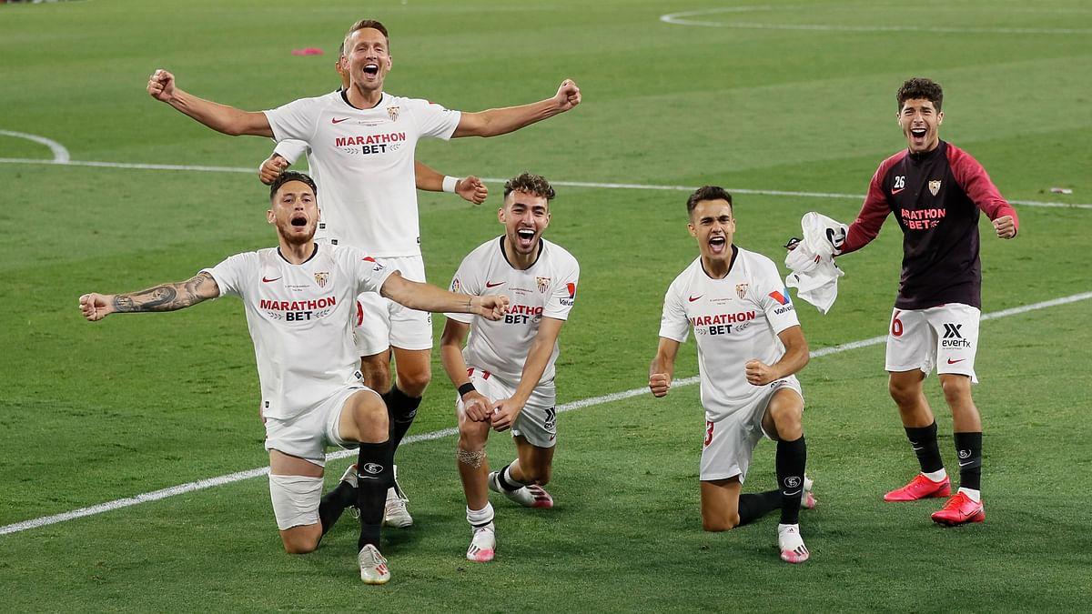 La Liga Returns as Sevilla beat Betis in Restart's First Match