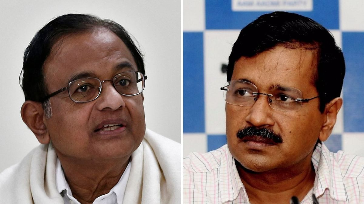 'Who's a Delhiite?': Chidambaram on Kejriwal's Hospital Beds Move