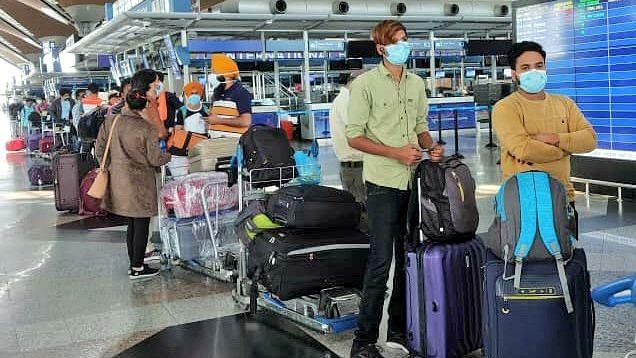 COVID-19: UAE Businessman Flies 120 Employees Home to Kerala