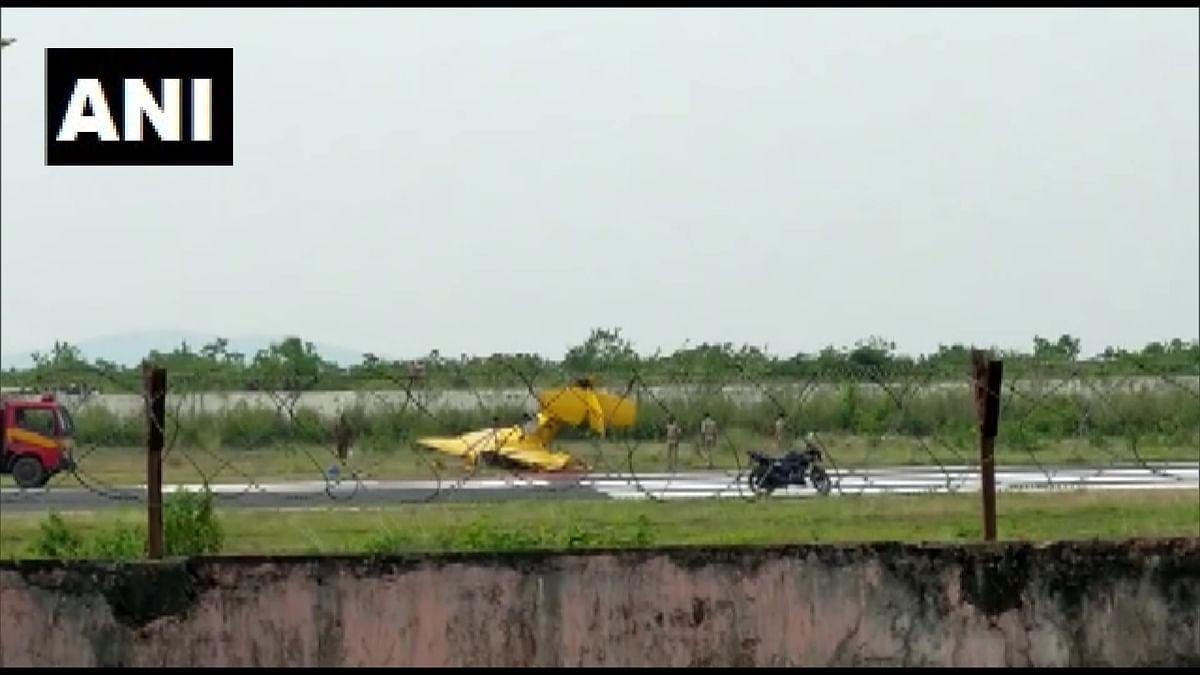 Trainer Aircraft Crashes in Odisha: Captain, Trainee Pilot Killed