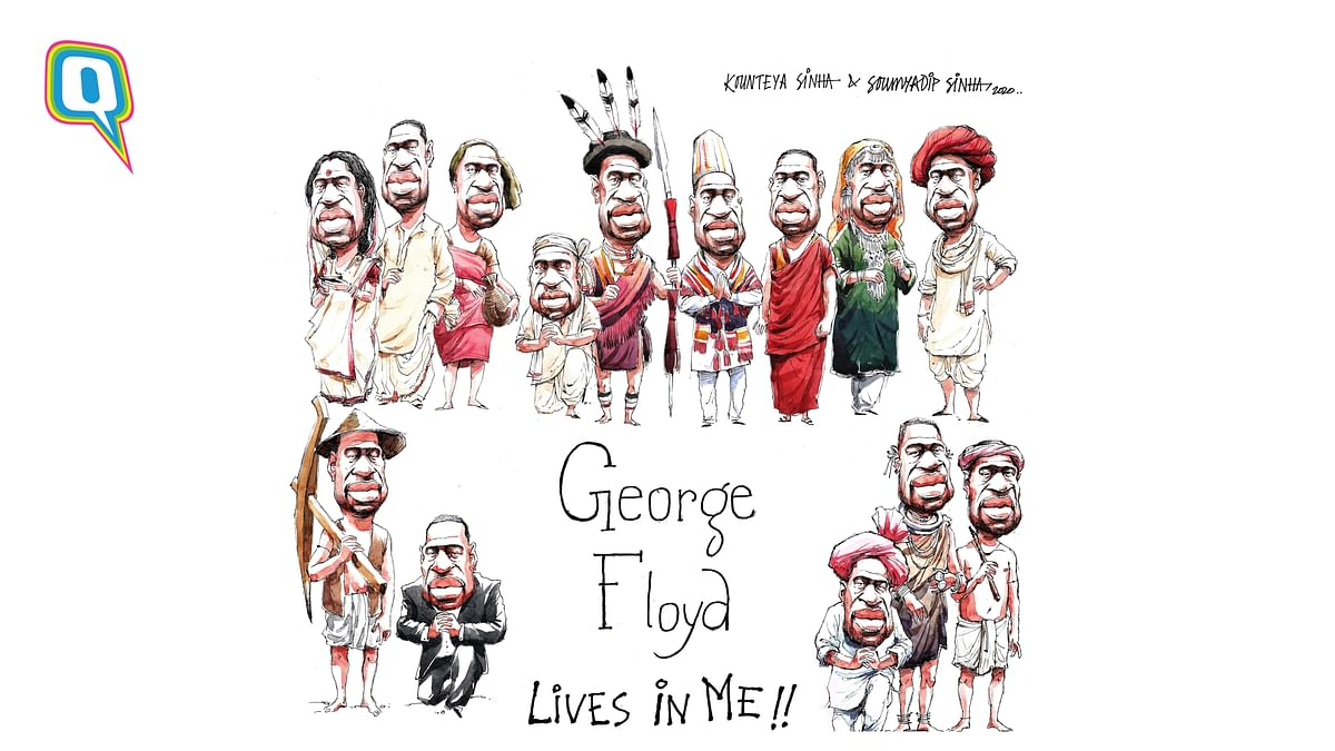 As Indians, George Floyd Lives In All of Us