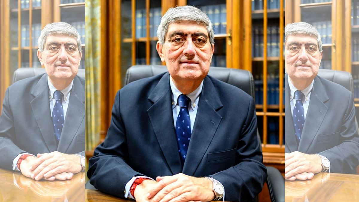 Supreme Court Justice Sanjay Kishan Kaul.