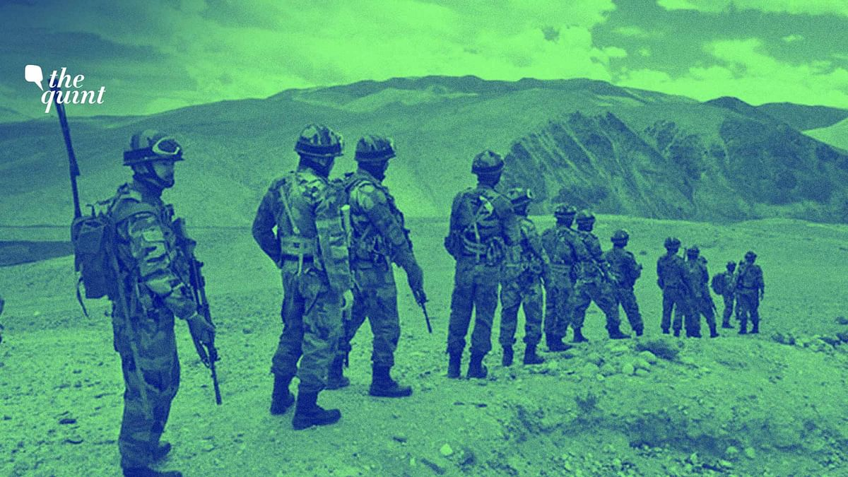 Indian Army said that the PLA soldier had transgressed across the LAC and was taken into custody by Indian troops deployed in this area. Image used for representational purpose.