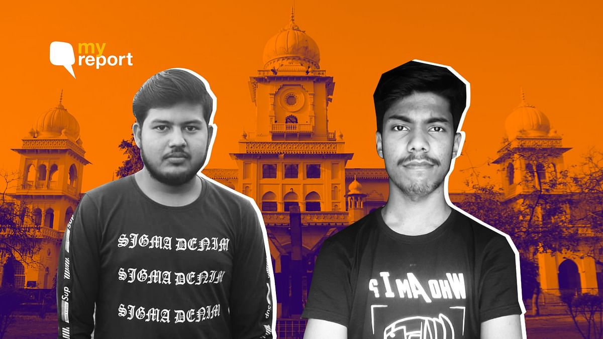 'Jaan Hai, Toh Jahan Hai': Lucknow Uni Students on Offline Exams