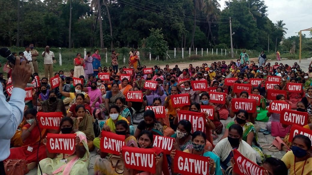 Why Garment Workers Making H&M Clothes Are Protesting Mass Layoffs