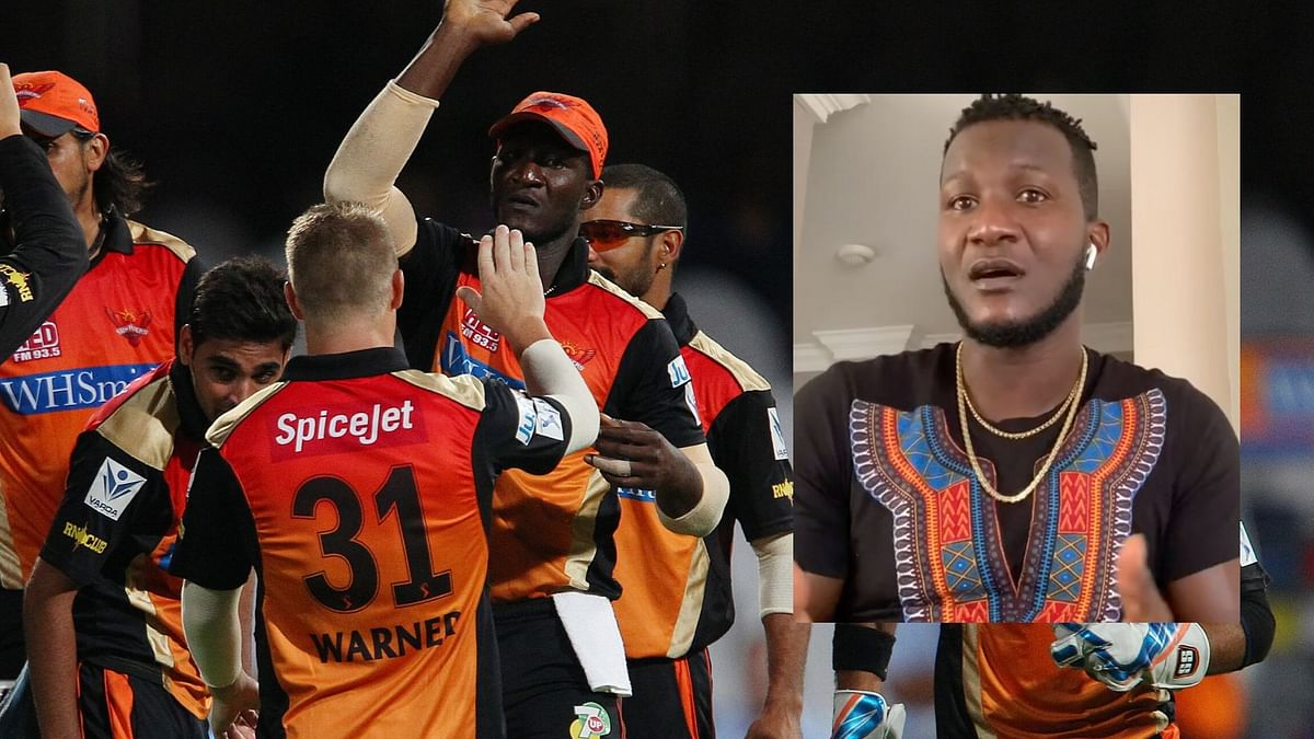 Was Called 'Kaalu' in Sunrisers' Dressing Room, Alleges Sammy