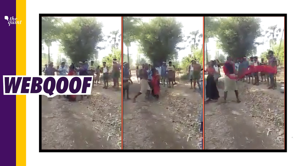 Clip of Guj Girl Beaten for Eloping Viral as Dalit Thrashed in UP