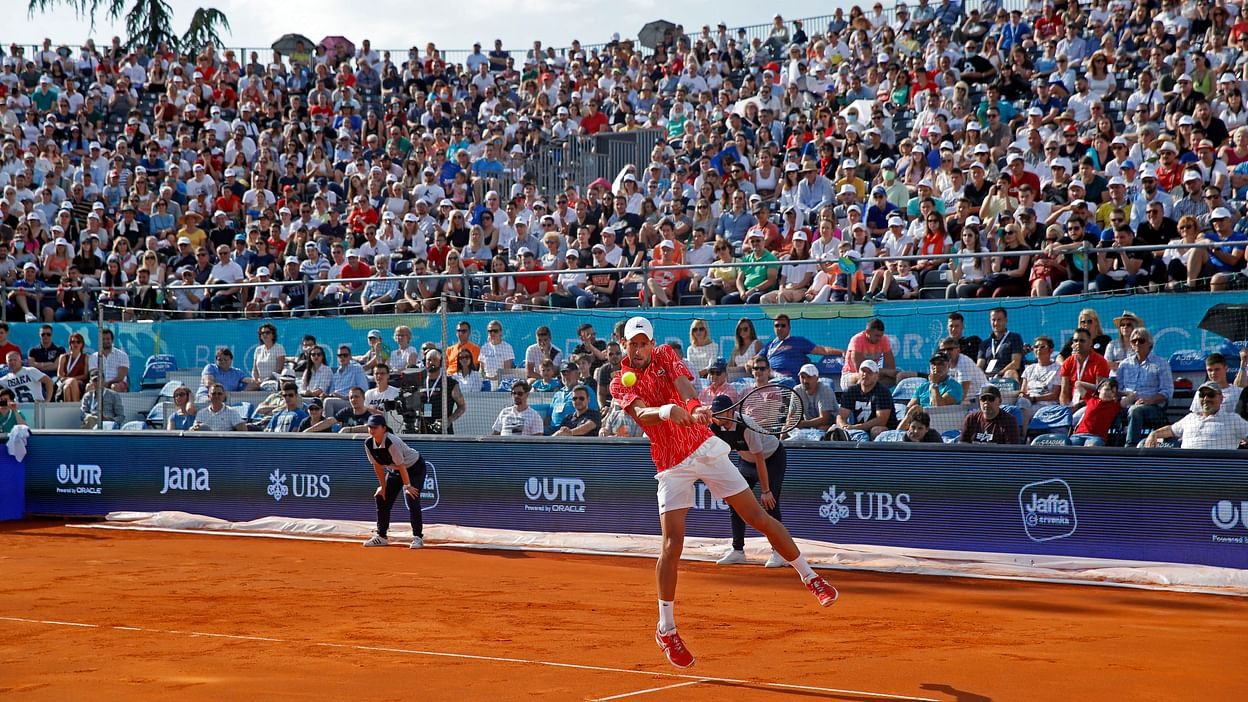Explained What Is Novak Djokovic S Controversial Adria Tour The Harm It S Done