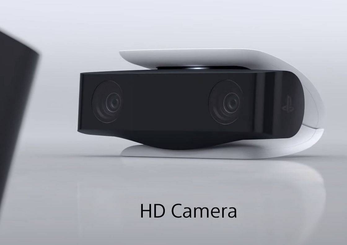 New HD camera for the PS5.