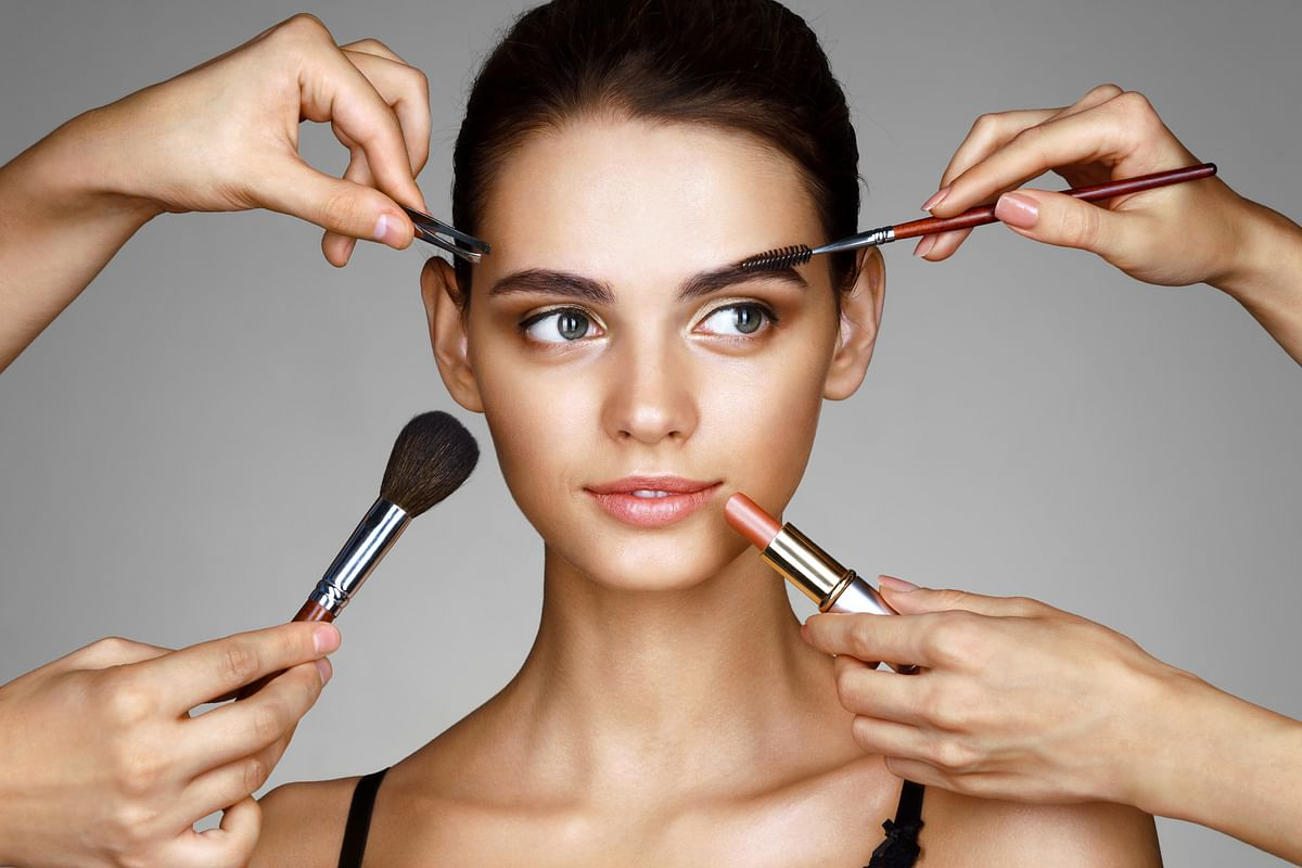 Make-up in itself could have been inane, but the internet provided it a whole new dimension to pressure young women into potentially harmful behavioural patterns.