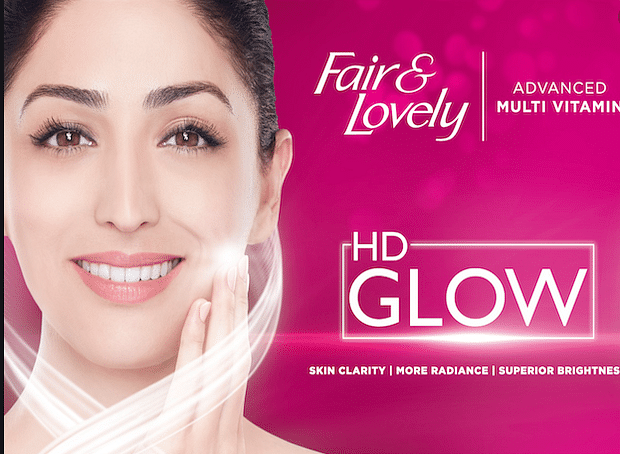'Fair and Lovely' was introduced in 1975. That's 45 years!