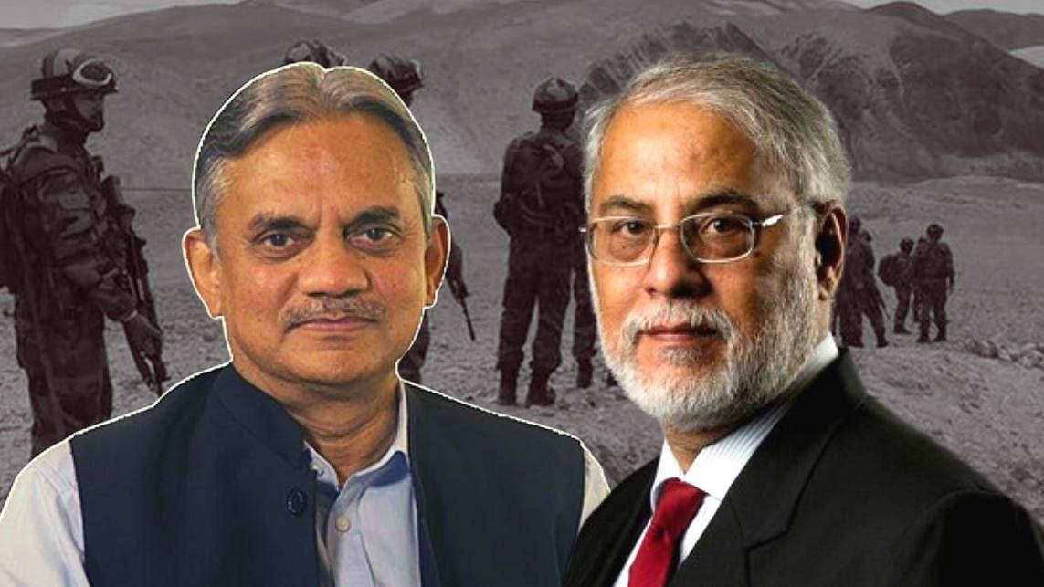 'Govt Managing Headlines, Not India-China Crisis': Manoj Joshi