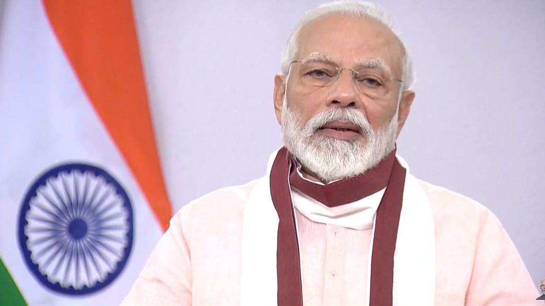'80 Cr People to Get Free Food Grains for 5 More Months': PM Modi