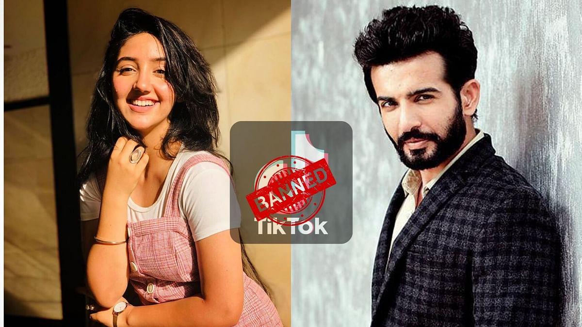 TikTok Stars Ashnoor Kaur, Jay Bhanushali on India Banning the App