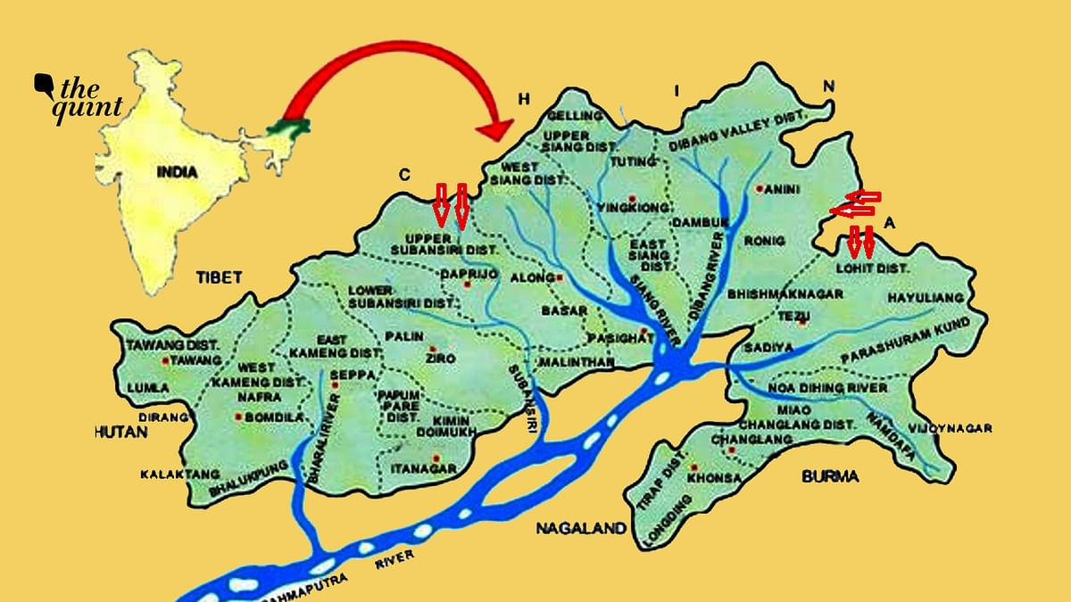 How Much Territory Has China 'Grabbed' in Arunachal Pradesh?