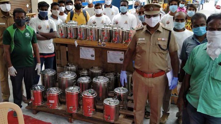 Chennai Cop Creates WhatsApp Group To Cheer Quarantined Patients