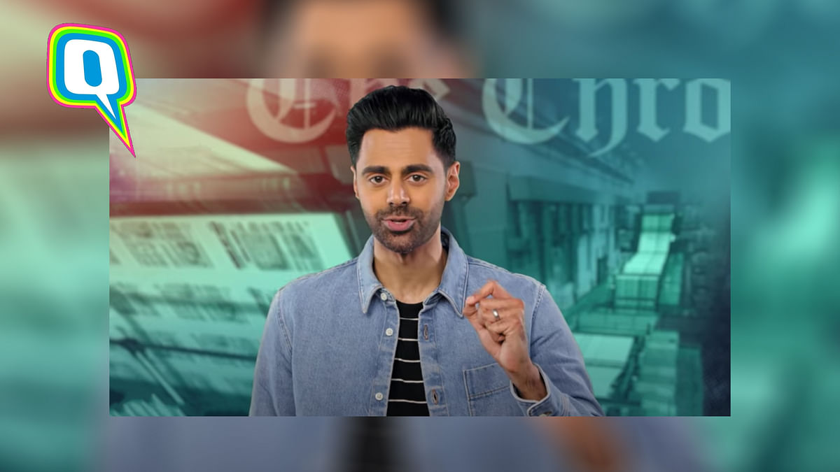 Hasan breaks down the importance of local newspapers in new episode of <i>Patriot Act</i>