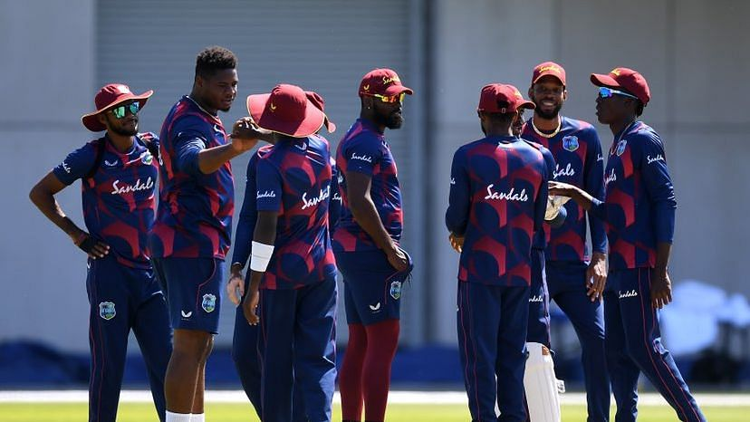 West Indies Players to Wear 'Black Lives Matter' Emblem on Shirts
