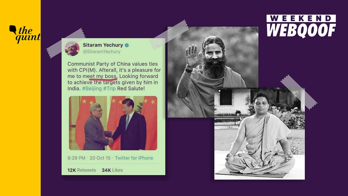 WebQoof Recap: Of Patanjali's 'COVID Cure' & India-China Standoff