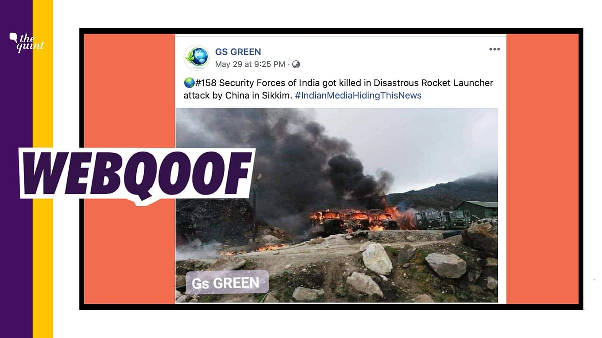 158 Soldiers Killed in Sikkim? Old 'Fake News' Makes a Comeback!
