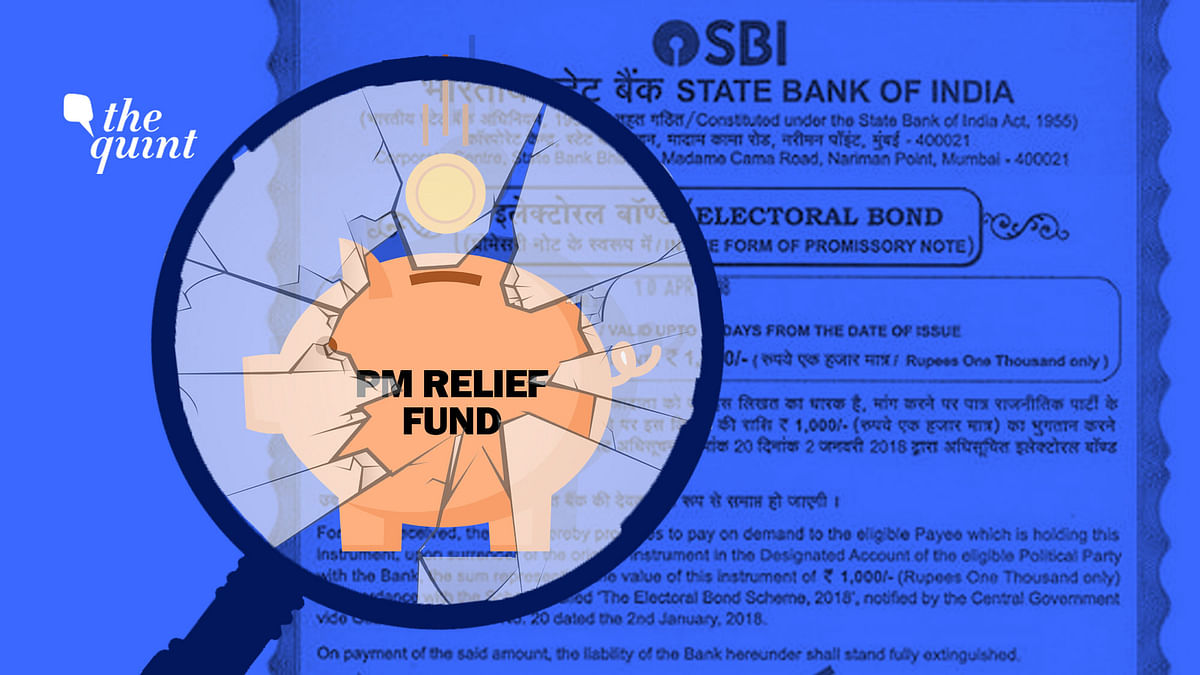 PM Relief Fund Gets Unused Electoral Bond Funds, Escapes RTI: Why?