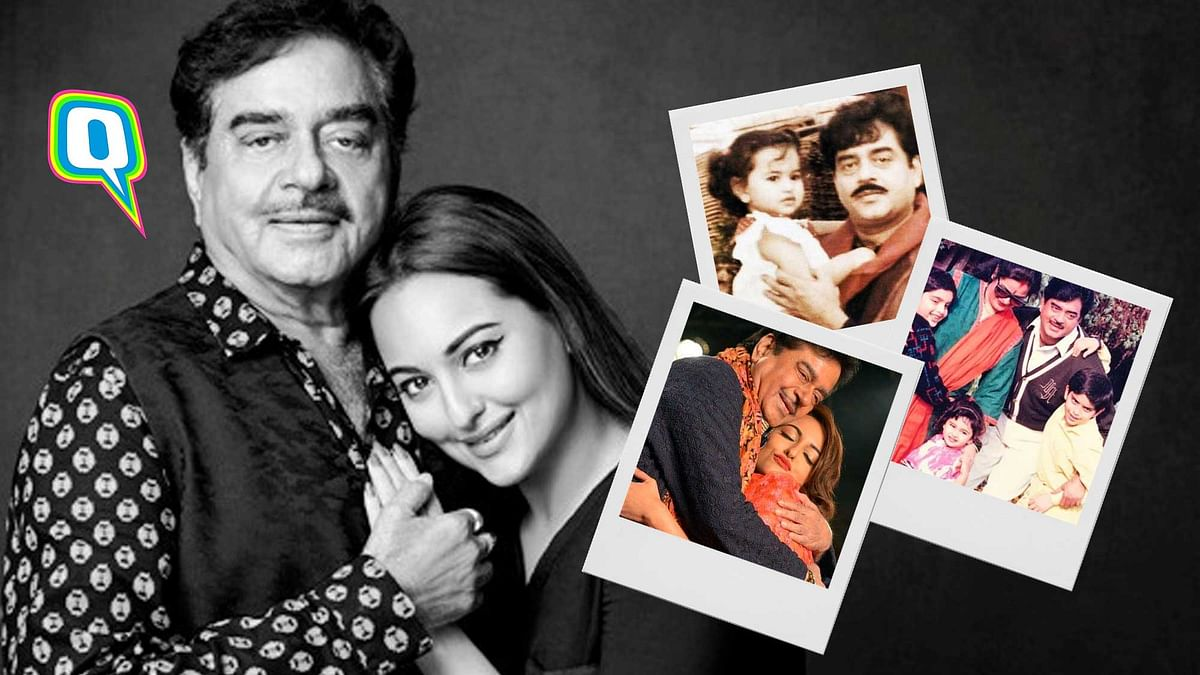 Sonakshi Sinha's Father's Day Tribute Will Make You Cry... & Smile