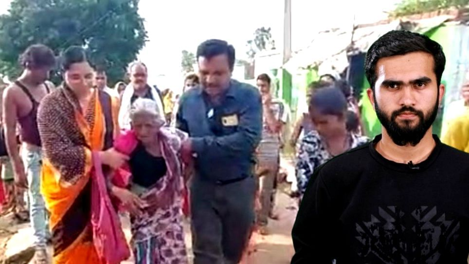 Muslim family gives shelter to Hindu woman in MP