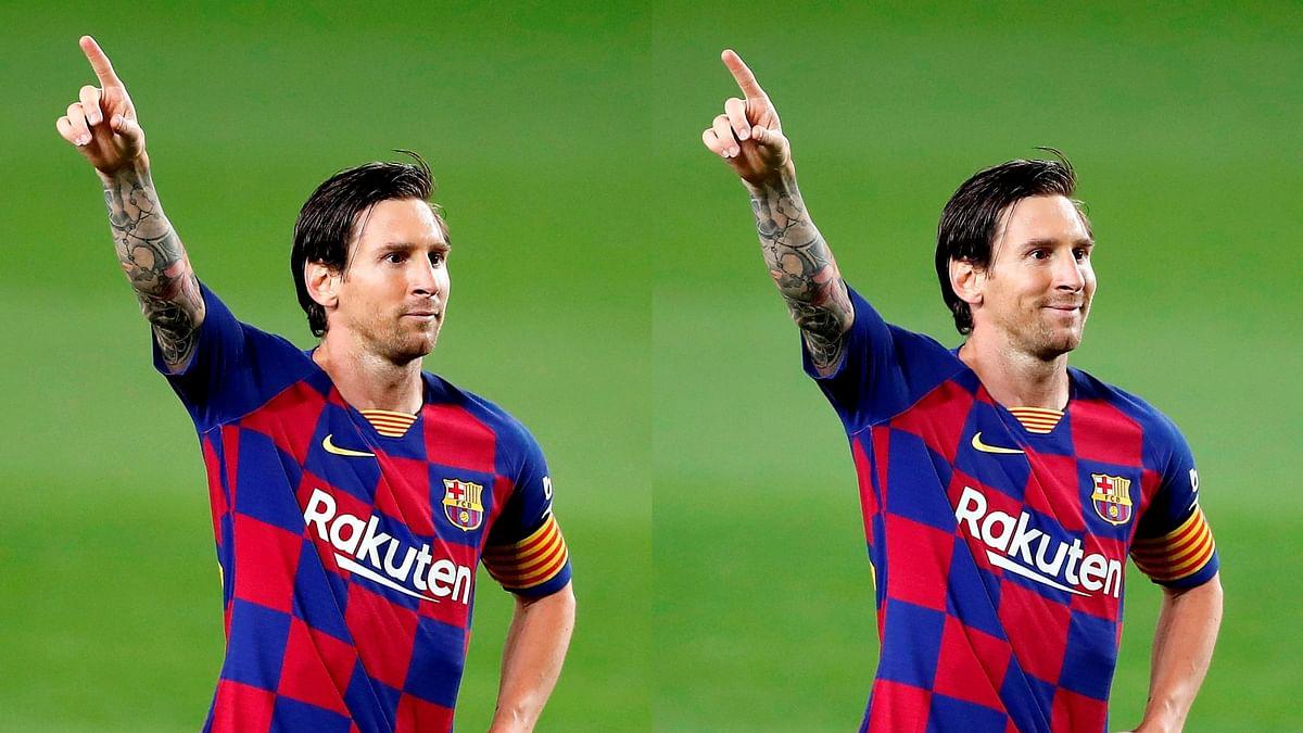 Messi, Fati Shine in Barcelona's 2-0 Win Over Leganes