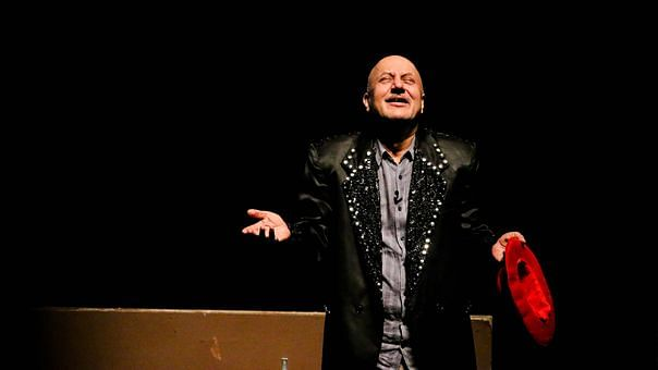 Gold Medallist to Living on Platforms, Here's Anupam Kher's Story