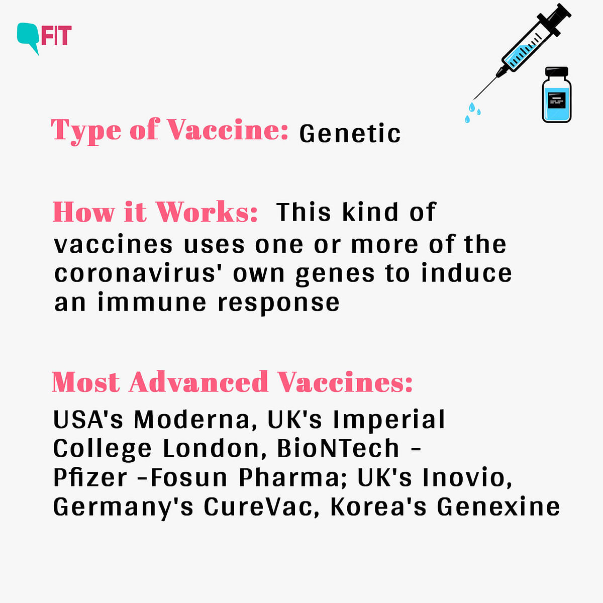 All You Wanted to Know About COVID-19 Vaccine Candidates
