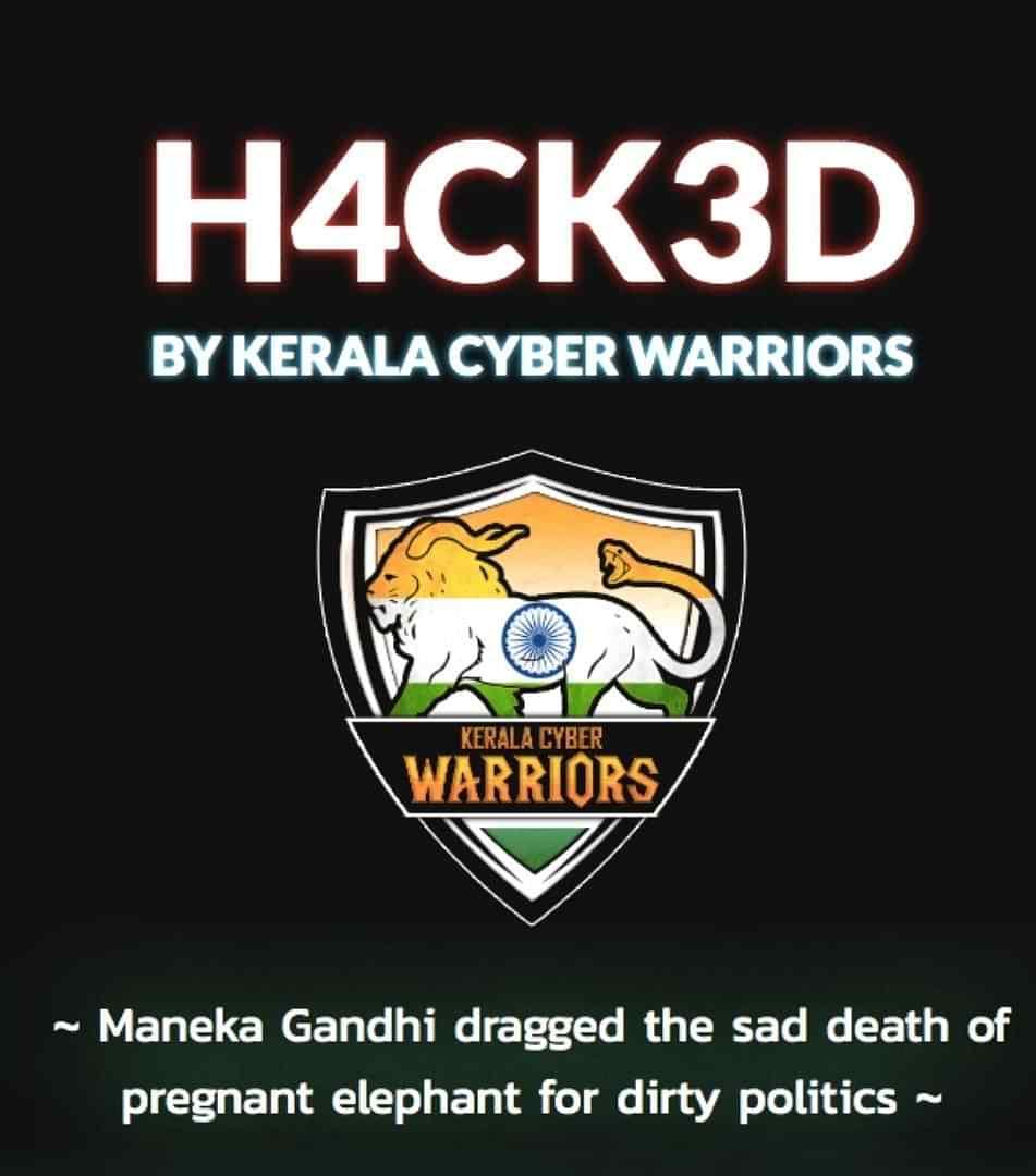 Kerala Pregnant Elephant Case: FIR Against Maneka Gandhi for ...
