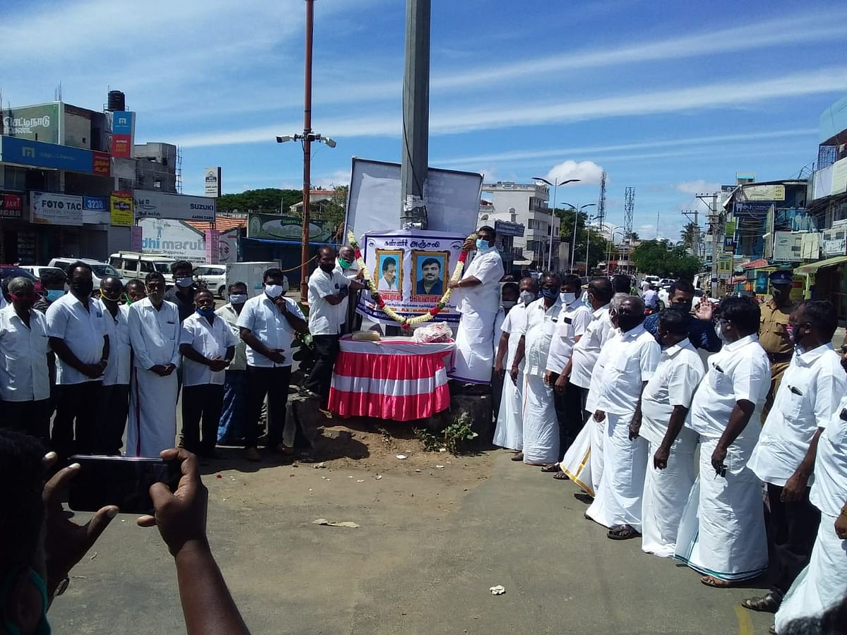The custodial death of two men in Tamil Nadu's Sathankulam has sparked massive outrage over police brutality.