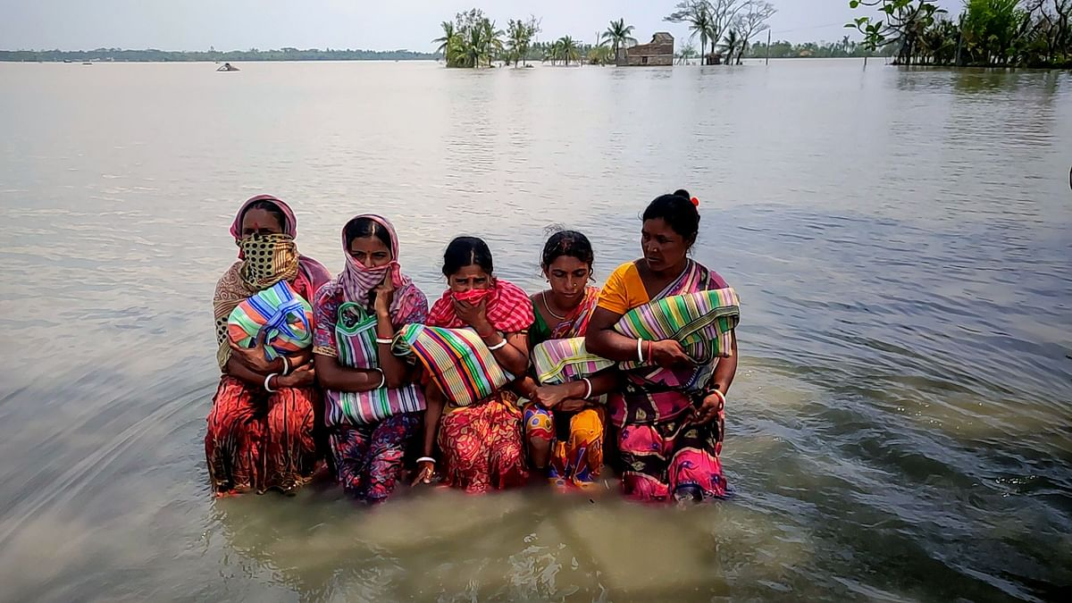 Amphan Aftermath: Sunderban Village Fights a Deluge & Govt Apathy