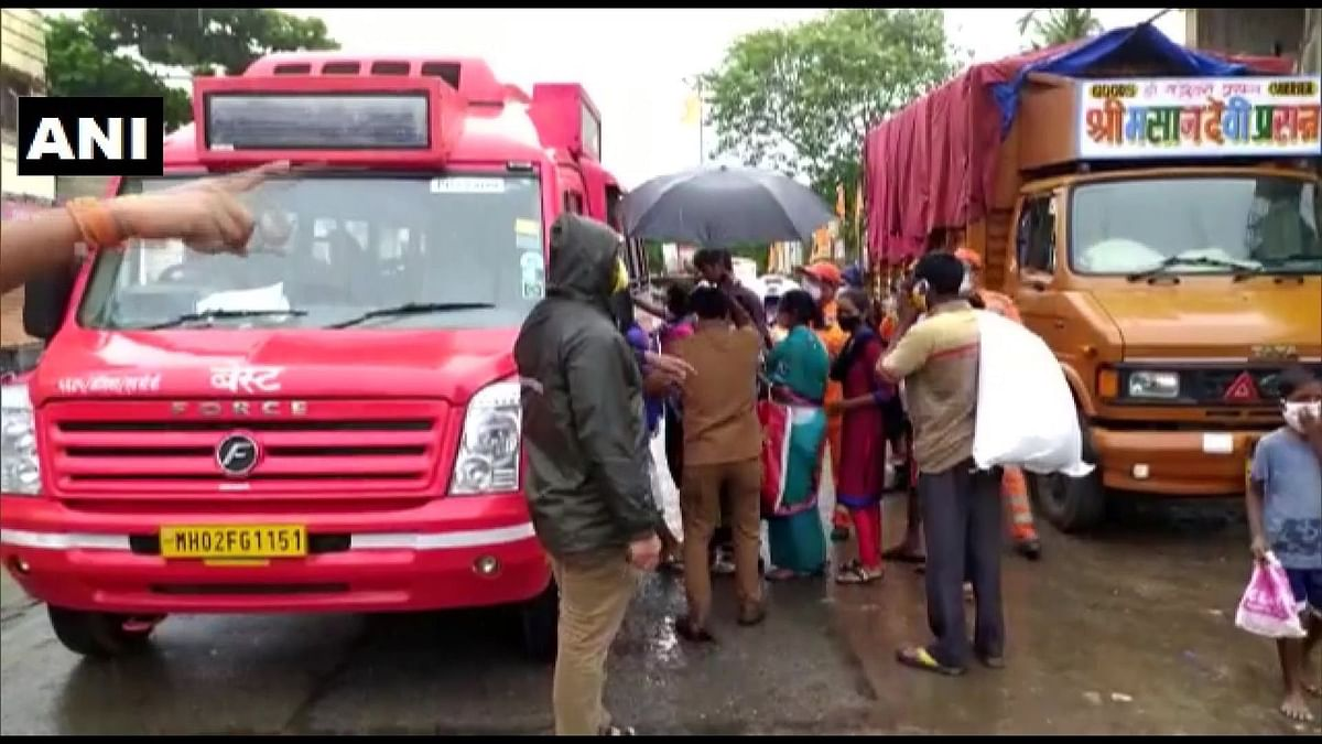 Cyclone Nisarga: NDRF Evacuates 40,000 to Safer Locations