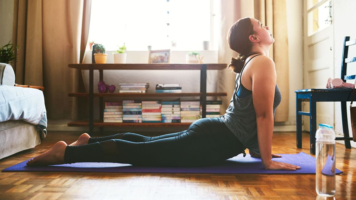 Working From Home: Here's How You Can Stay Fit