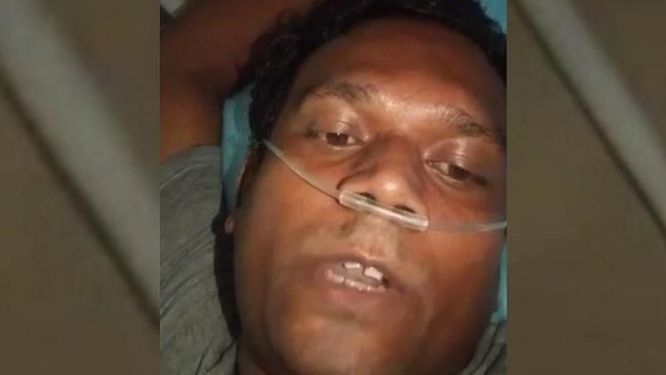 They Removed Ventilator, I'm Dying: COVID-19 Patient's Last Video